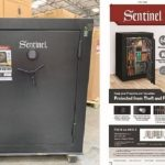Gun safe recalled